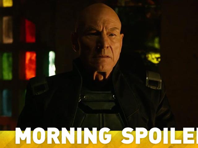 Patrick Stewart ønsker at lave op med Hugh Jackman i <i>Wolverine 3</i>