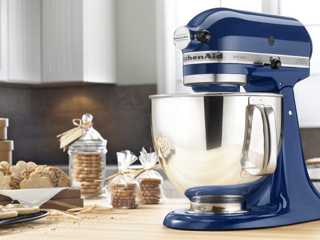 If You Still Don't Own a KitchenAid, Today's the Day to Get One