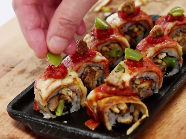 You Can Turn A Lot of Things Into Sushi. It's Not Always a Good Idea
