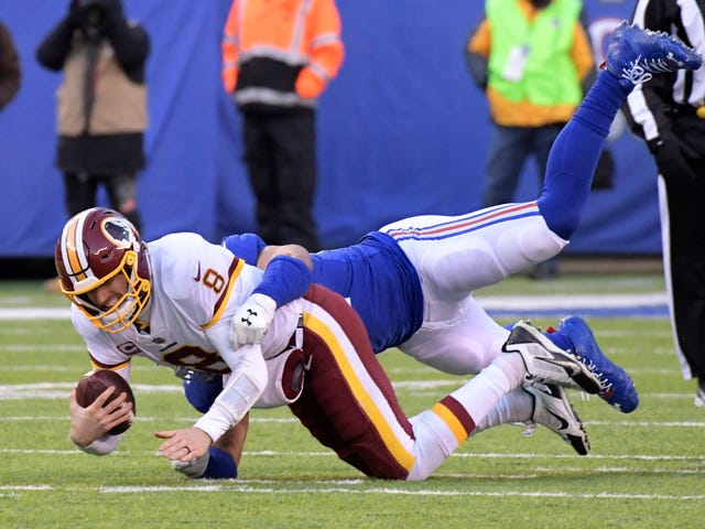 Sports Illustrated Writer: The Vikings Took My Advice And Signed Kirk Cousins
