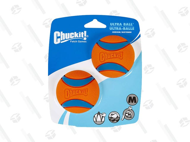 Treat Your Dog With These $8 Ball Toys