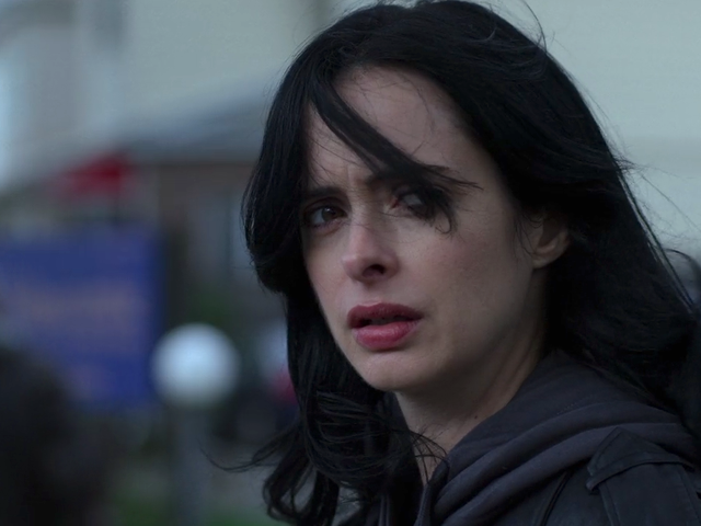 Jessica Jones offers an effective, unexpected meditation on grief