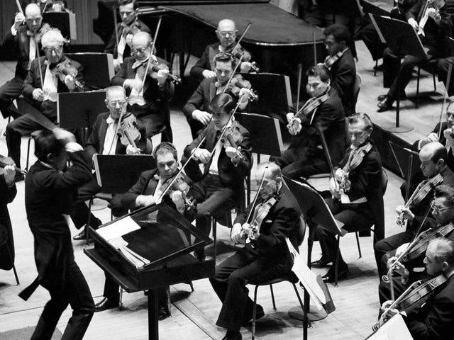 Bagaimana untuk Pergi ke Symphony for Free