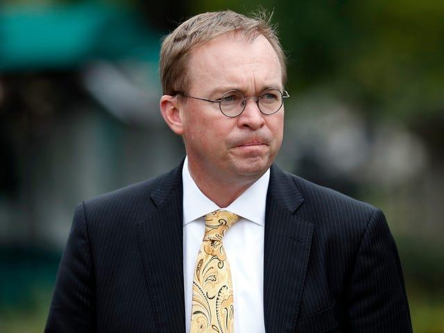Trump Pick To Run Watchdog Persekutuan Dihubungkan ke Bank Dilaporkan Menghadapi Tuntutan Pinjaman Auto