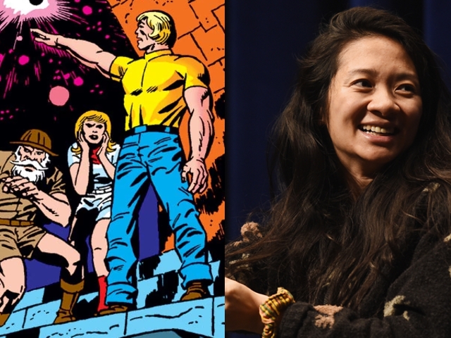 Reports: Marvel's EternalsMovie is Moving Forward With Director Chloé Zhao