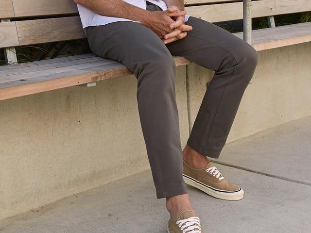 Everlane's $68 Performance Chinos Feel Like Activewear, Look Like Respectable Pants