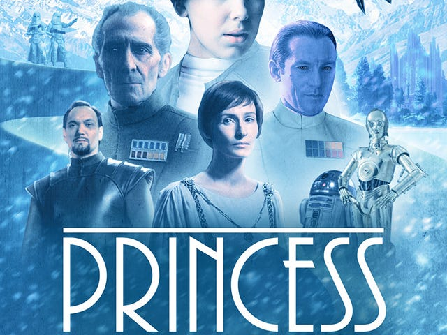 Princess of Alderaan - A Star Wars Story