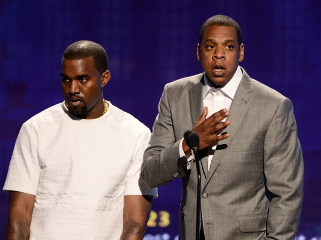 Kanye West forlader Jay-Zs tidevand over millioner i omstridte penge: Rapport