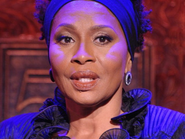 Perfecting My Jenifer Lewis Face To Fight White Supremacy