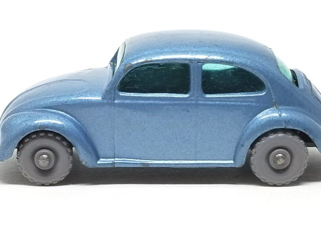 LaLD Engine Week: Lesney Matchbox Volkswagen