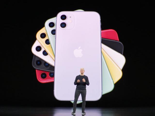 Πολλά χρώματα και μέχρι τρεις κάμερες: όλα σχετικά με το νέο iPhone 11, το iPhone 11 Pro και το iPhone 11 Pro Max