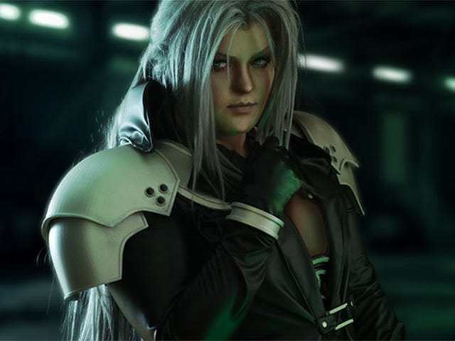 Final Fantasy VII Cosplay Is The Hero, Not The Villain Here