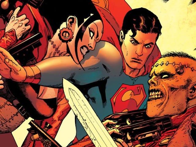 Exploring DC Rebirth: Superman by Peter J. Tomasi, Patrick Gleason, and Doug Mahnke