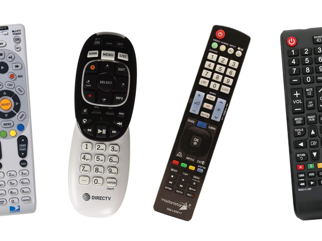 The Best Baby Toy Might Be a TV Remote