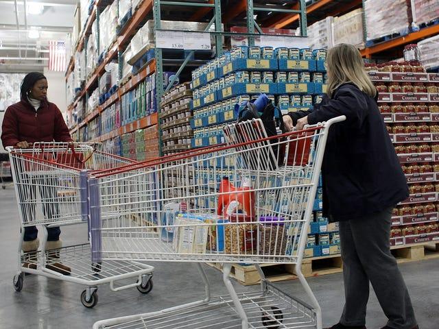 Πώς να αγοράσετε χύμα όταν ζείτε σε ένα μικρό χώρο