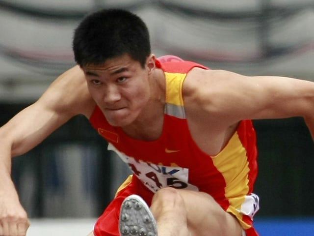 Kinesisk Hurdler vomited On, robbed av bagasje på første dag i Rio
