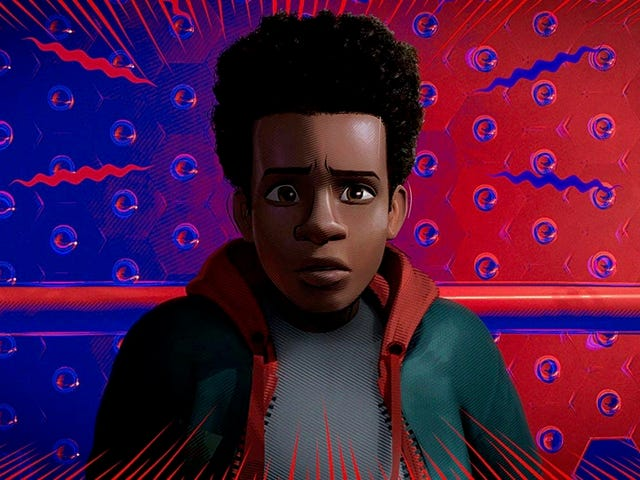 I Expected to Hate <i>Spider-Man: Into the Spider-Verse</i>, Then Marvel Made It Extra Black