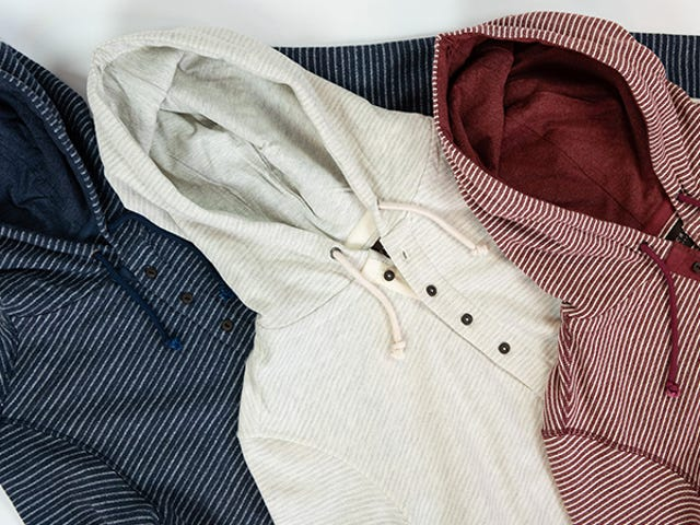 Pick Up Three Fleece Crewnecks Or Hoodies From Jachs For Just $85 (65% Off)<em></em>