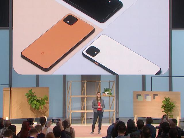 Google Pixel 4: Den bedste kameratelefon bliver dobbelt