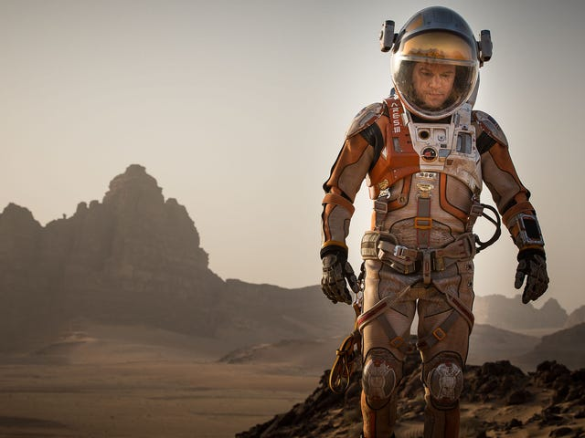 Astronaut Pee and Sweat Could Be the Key to Getting Humans to Mars