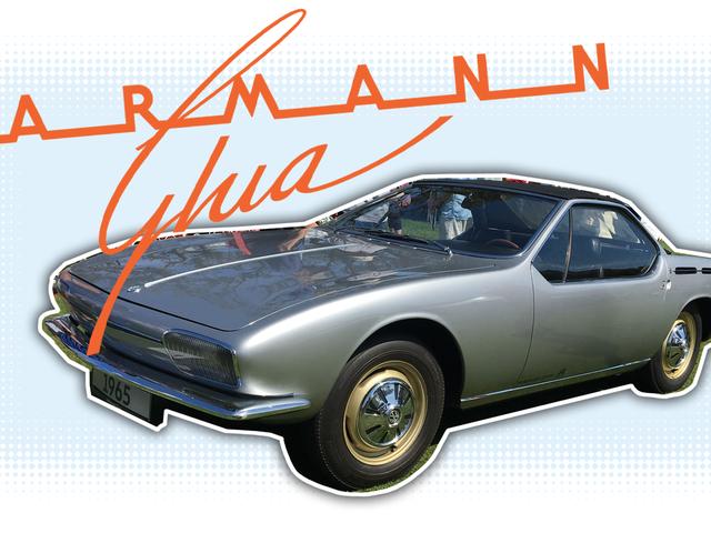 Dette sjeldent sett 1960-tallet Volkswagen-konseptet var en av de beste bilene på Amelia Island