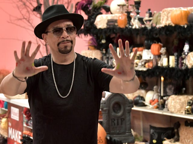 Heartbreaking: Ice-T Has Never Had a Bagel