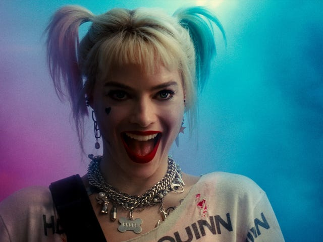 Hell yes, we want the recipe for Harley Quinn's glorious Birds Of Prey egg sandwich