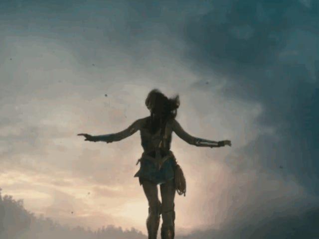 Wszystko, co możemy nauczyć się od zwiastuna <i>Wonder Woman</i>