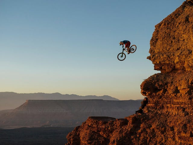 PSA: Red Bull Rampage is tomorrow!!