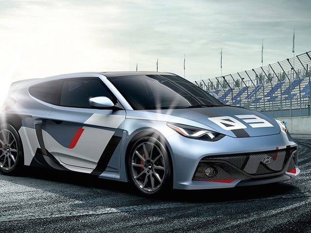 Hyundai Might Work Its Way Up To A Mid-Engine Flagship Hot Hatch