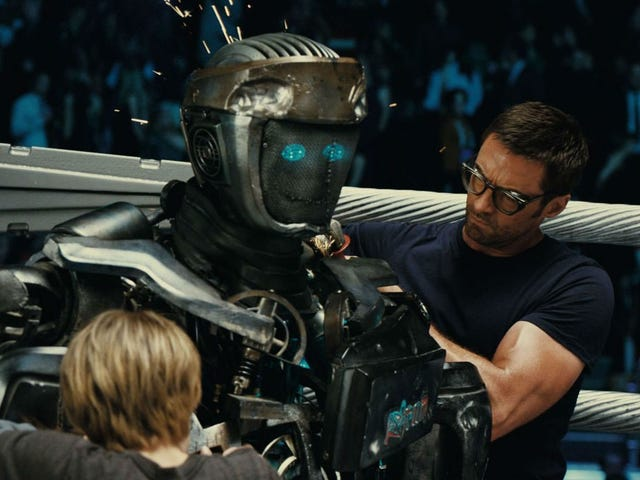 Something Kind of Cool and Creepy Was Cut from <i>Real Steel</i>