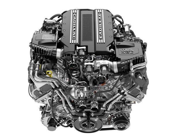 Looks like Cadillac's twin turbo V8 wont be wasted after all