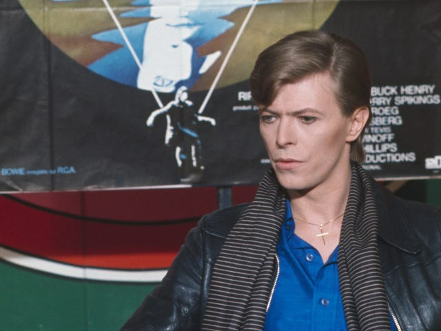 CBS All Access announces The Man Who Fell To Earth series
