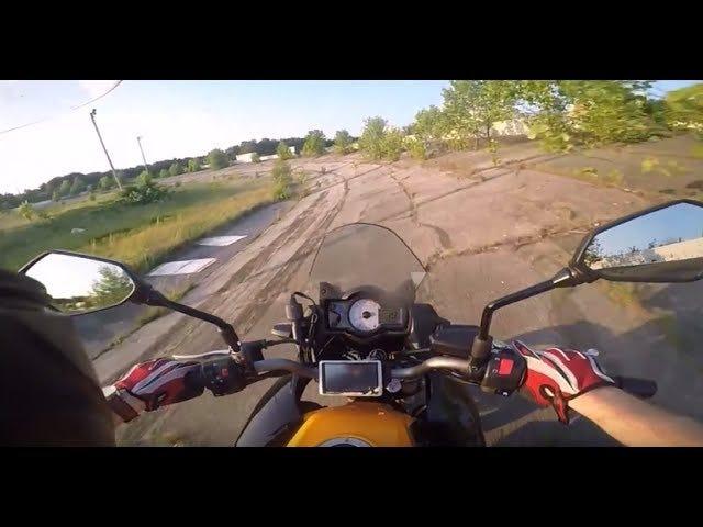 Speedway I-70 abandonné