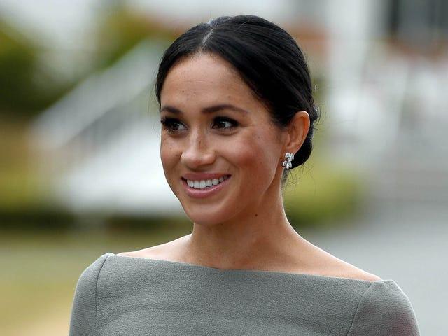 Royal Roundup: Hänen toinen kuukausi Sussexin herttuakunnassa, Meghan Markle's Style Hits sen askeleella