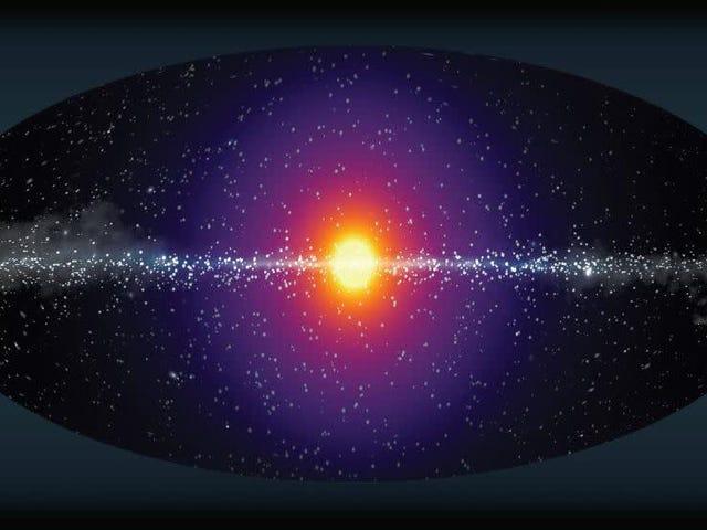 El destino de una teoría de la materia oscura depende de estas radiografías no identificadas
