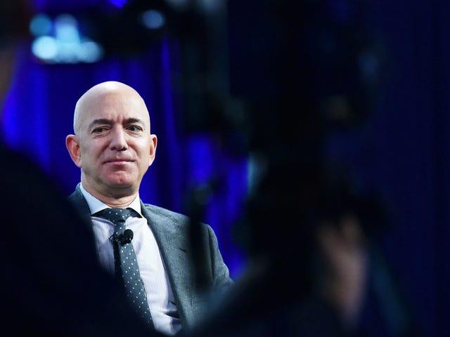 Amazon skulle enligt uppgift vilja att du ska sluta köpa så mycket skit