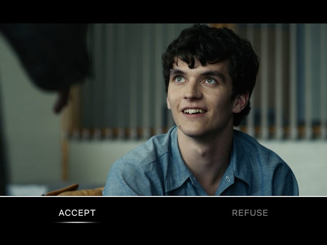 Los responsables de los libros Netflix 요구에 부응하는 대변인 Bandersnatch, El episodio de Black Mirror