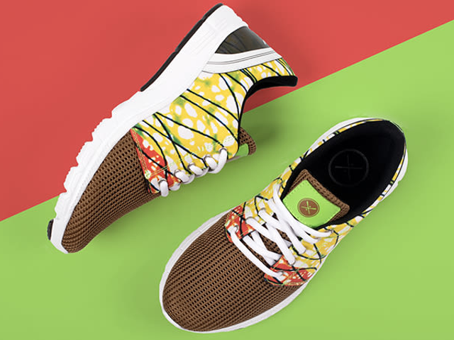 Save 20% On A Pair Of Inkkas: Handmade Travel-Inspired Sneakers (From $62)
