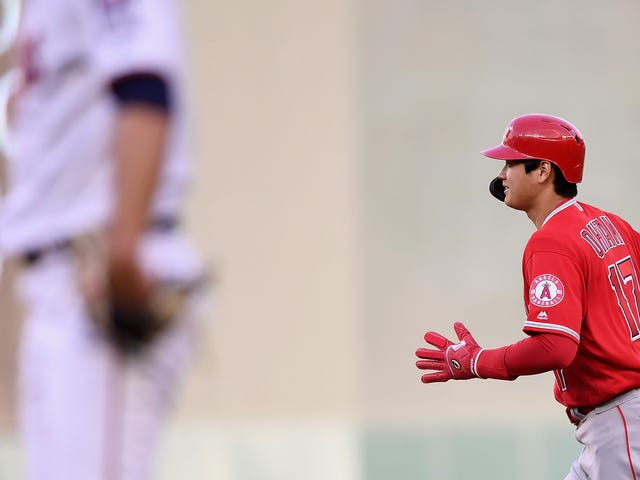 Shohei Ohtani's Raw Dinger Power Survived Tommy John Surgery