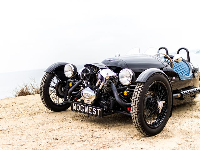 A Morgan 3 Wheeler Is The Most Fun You Can Have At Any Speed