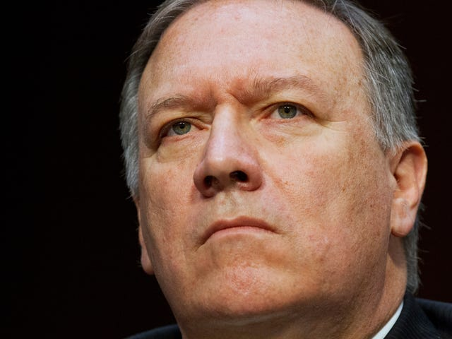 Mike Pompeo as Secretary of State Would Only Make Trump's Anti-Muslim Rhetoric Even Worse