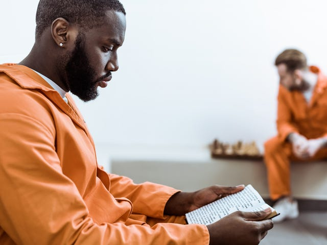 Washington State Bans Free Books to Prisoners for No Logical Reason