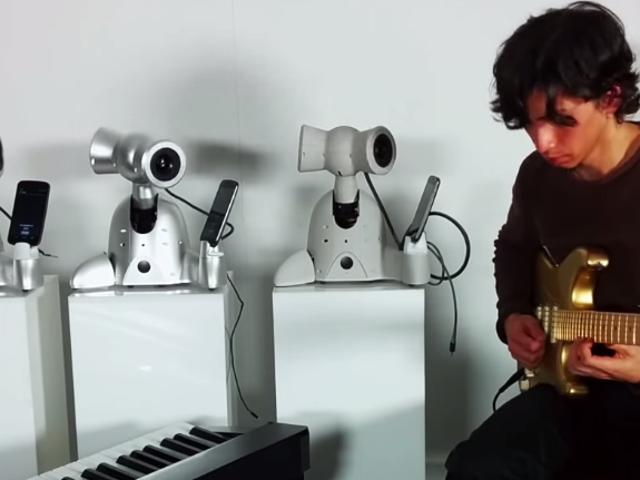 Estos robots improvisan Jazz casi como cualquier músico profesional
