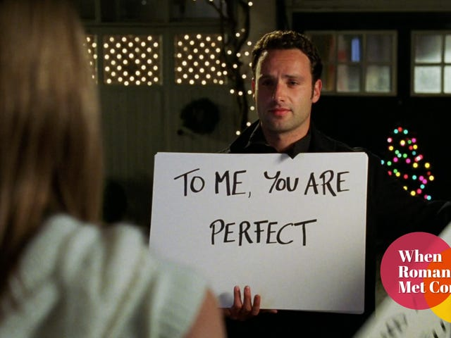 Without hope or agenda: A defense of Love Actually