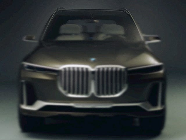 I Dare You To Look At More Pictures Of The Unsettling BMW X7