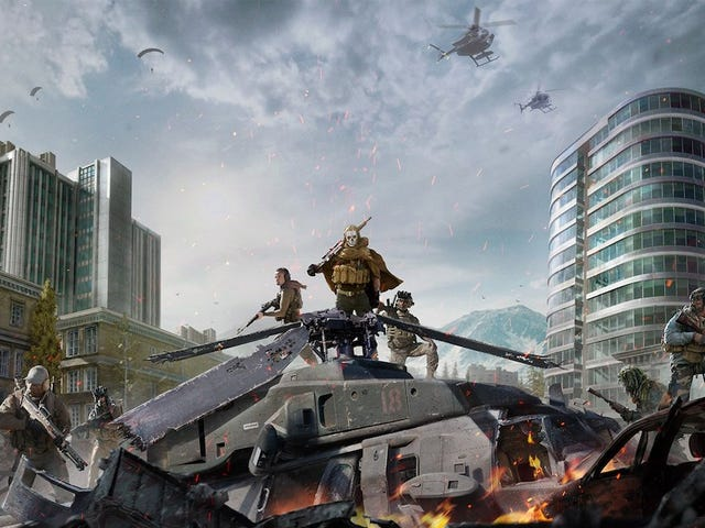 Comment augmenter le volume des pas dans Call of Duty Warzone