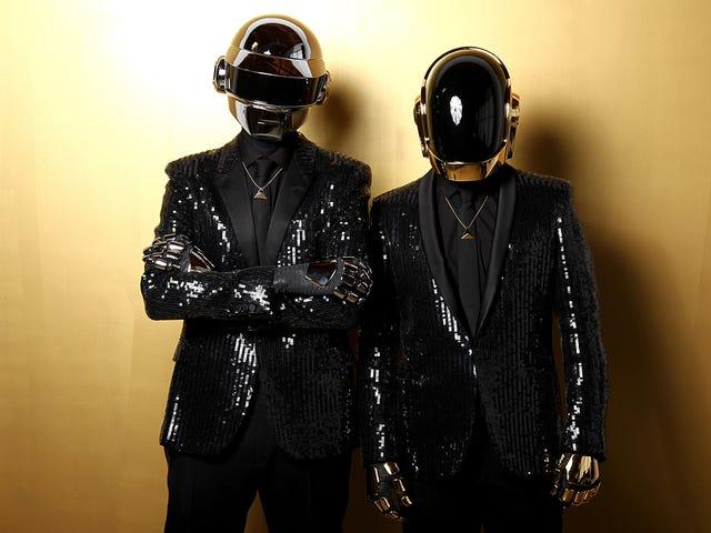Publican un vídeo con coordenadas cifradas que anuncian una supuesta nueva gira de Daft Punk
