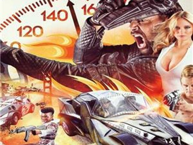 I Watched Death Race 2050 So You Don't Have To.