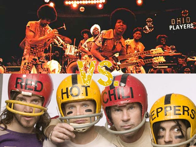 Song Showdown: Ohio Players Vs Chili Peppers